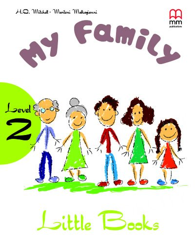 My family Book with CD