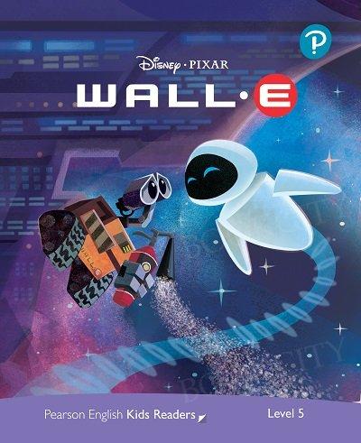 WALL-E Książka
