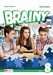 Brainy klasa 8 Zeszyt ćwiczeń
