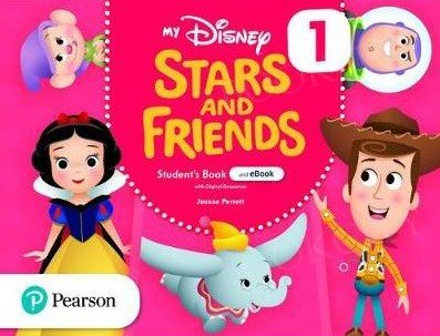 My Disney Stars and Friends 1 Student's Book with eBook & digital resources