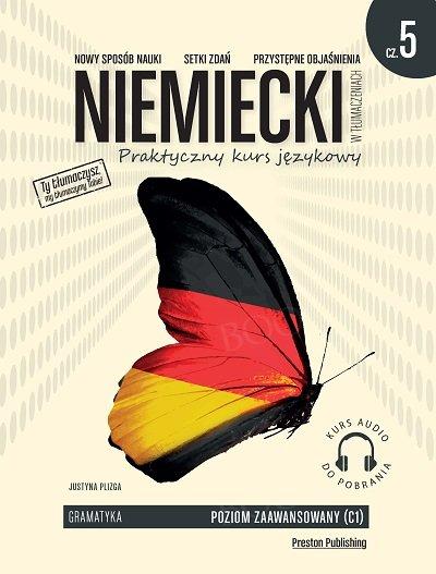 Niemiecki w tłumaczeniach Gramatyka 5 Książka + mp3 online