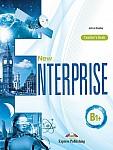 New Enterprise B1+ Teacher's Book (edycja polska)