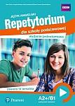 Repetytorium dla szkoły podstawowej. Wydanie jednotomowe - poziom A2+/B1 Podręcznik z kodem do eDesk