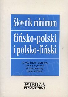 Słownik minimum fińsko-polski i polsko-fiński