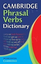 Cambridge Dictionary of Phrasal Verbs, 2nd edition Paperback