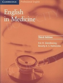 English in Medicine Third Edition Paperback