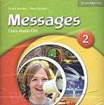 Messages 2 Class Audio CDs (2)
