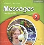 Messages  Level 2 (Elementary) Class Audio CDs (2)