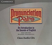 Pronunciation Pairs (2ed) Audio CD