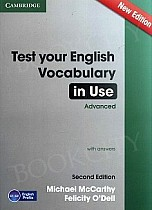 Test Your English Vocabulary in Use: Advanced