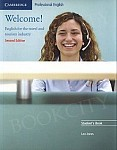 Welcome! English for the Travel and Tourism Industry. Second Edition  Intermediate podręcznik