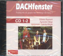 DACHfenster 2 Płyta CD dla klasy 2, część 1-2