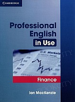 Professional English in Use: Finance Edition with answers