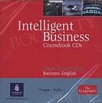 Intelligent Business Upper-Intermediate Class Audio CDs (2)