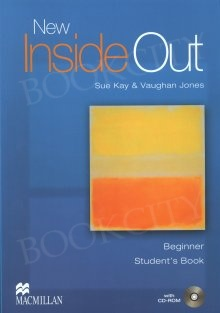 New Inside Out Beginner Student's Book and CD-ROM + eBook