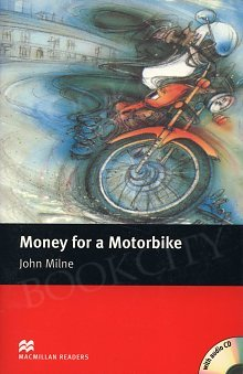 Money For A Motorbike Book and CD