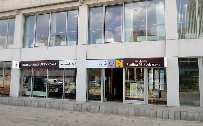 witryna księgarni Bookcity