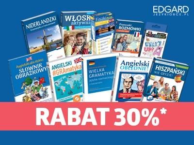 Edgard promocja 30%