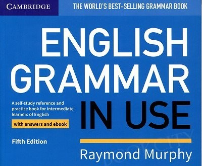 English Grammar in Use 5th edition - Raymond Murphy