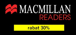 Macmillan Readers z rabatem 30%